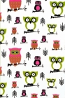 Owl Lovers Notebook Cover Image