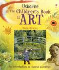 Usborne the Children's Book of Art: Internet Linked Cover Image