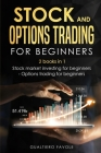 Stock and options trading for beginners Cover Image
