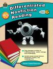 Differentiated Nonfiction Reading Grade 6 Cover Image