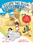 Escape This Book! Tombs of Egypt Cover Image