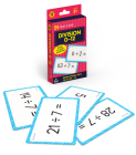 Division 0 to 12 Flash Cards (Brighter Child Flash Cards) Cover Image