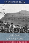 Lessons of the War (Esprios Classics) Cover Image