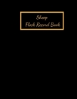 Sheep Flock Record Book: Book Title cannot be edited after your book has been published. Click here to learn more. Cover Image