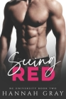 Seeing Red: A New Adult Sports Romance Cover Image