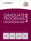 Graduate Programs in the Biological/Biomedical Sciences & Health-Related Medical Professions 2019 (Grad 3) Cover Image