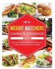 Wеight Watchеrs Frееstylе Cookbook 2021: Quick, Easy, Healthy & Tasty Recipes Cover Image