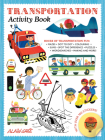 Transportation Activity Book Cover Image