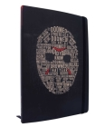 Friday the 13th Softcover Notebook (80's Classics) Cover Image