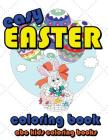 Easy Easter Coloring Book (Kids Coloring Books #1) Cover Image