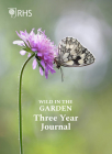 Royal Horticultural Society Wild in the Garden Three Year Journal Cover Image