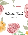 Address Book (8x10 Softcover Log Book / Tracker / Planner) Cover Image