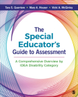 The Special Educator′s Guide to Assessment: A Comprehensive Overview by Idea Disability Category Cover Image