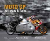 Moto GP Yesterday & Today Cover Image