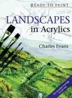 Landscapes in Acrylics (Ready to Paint) Cover Image