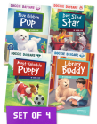 Doggie Daycare (Set of 4) Cover Image