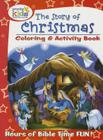 The Story of Christmas Coloring and Activity Book Cover Image
