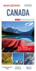 Insight Guides Travel Map Canada (Insight Travel Maps) Cover Image