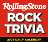 2021 Rolling Stone Rock Trivia Boxed Daily Calendar Cover Image