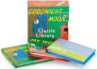 Goodnight Moon Classic Library: Contains Goodnight Moon, The Runaway Bunny, and My World Cover Image