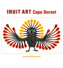 Inuit Art: Cape Dorset 2021 Calendar Cover Image
