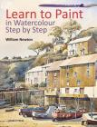 Learn to Paint in Watercolour Step by Step Cover Image