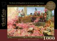 The Roses of Heliogabalus; 1000-PC Puzzle: 1000 Piece Jigsaw Puzzle [With Print] Cover Image
