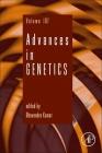 Advances in Genetics, 107 Cover Image