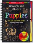 Scratch & Sketch Puppies Cover Image
