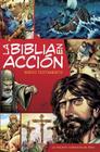La Biblia en Accion, Nuevo Testamento: La Historia Redentora de Dios Cover Image