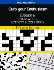 Curb your Enthusiasm Sudoku and Crossword Activity Puzzle Book: TV Series Edition Cover Image