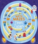 Math Mazes: Times Tables Cover Image