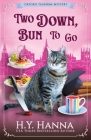 Two Down, Bun to Go: The Oxford Tearoom Mysteries - Book 3 Cover Image
