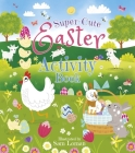 Super-Cute Easter Activity Book Cover Image