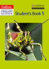 Collins International Primary Science - Student's Book 5 Cover Image
