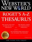 Webster's New World Roget's A-Z Thesaurus Cover Image