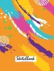 Sketch Book: Large Notebook 8.5