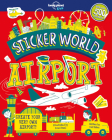 Sticker World: Airport (Lonely Planet Kids) Cover Image