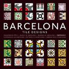 Barcelona Tile Designs [With CD (Audio)] Cover Image