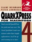 QuarkXPress for Macintosh 4 Visual QuickStart Guide Cover Image