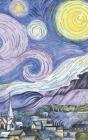 Password Organizer: Discrete Internet Password Log Keeper: Vincent Van Gogh Starry Night Cover Image