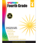 Spectrum Grade 4 Cover Image