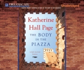 The Body in the Piazza (Faith Fairchild Mysteries (Audio) #21) Cover Image