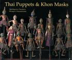 Thai Puppets and Khon Masks Cover Image
