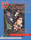 125 Christmas Ornament Patterns for the Scroll Saw (Schiffer Book for Collectors) Cover Image