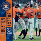 Houston Astros 2021 12x12 Team Wall Calendar Cover Image