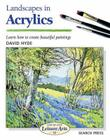Landscapes in Acrylics (SBSLA32) (Step-by-Step Leisure Arts) Cover Image