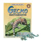 Gecko Gathering [With Plush] Cover Image