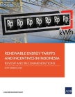 Renewable Energy Tariffs and Incentives in Indonesia: Review and Recommendations Cover Image