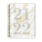 Cal 2022- Marble Academic Year Planner Cover Image